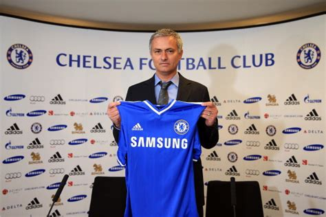 chelsea press conference i want to build chelsea dynasty jose mourinho
