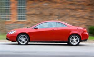 2008 Pontiac Gt G6 Car And Driver