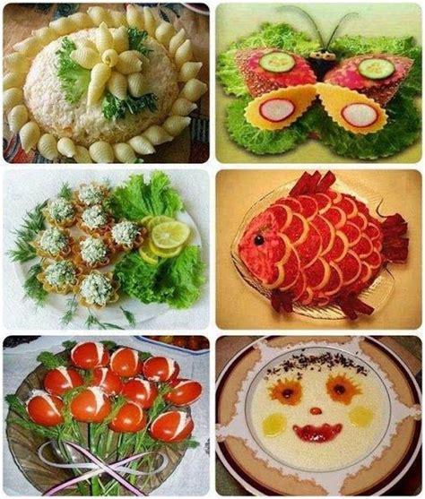 decoraciones de uñas faciles para hacer food art fruit art pinterest platos comida
