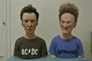 Beavis amp butthead in real life will freak you out metal injection