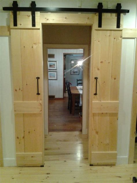 Closet Doors Barn Style Barn Door Style Interior Sliding Doors