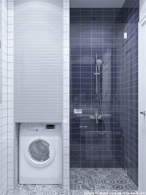 navy bathroom tiles 3 beautiful scandinavian style interiors