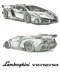 How To Draw Lamborghini Veneno Lamborghini Veneno By Gumiriansyah On Deviantart