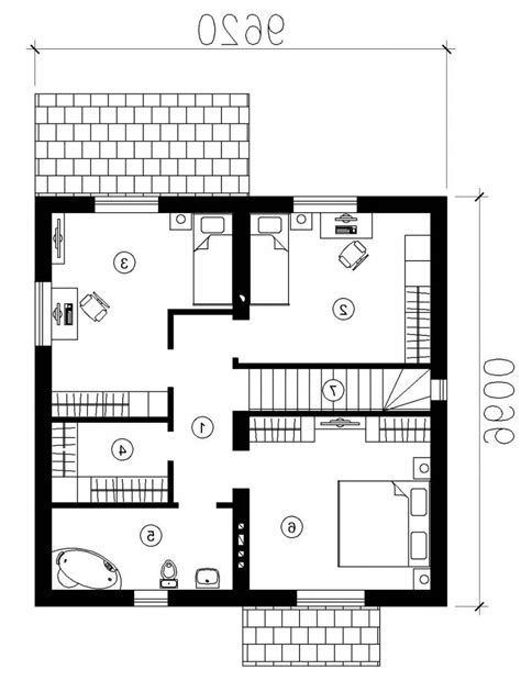 simple home map plan trends with tamilnadu house plans for