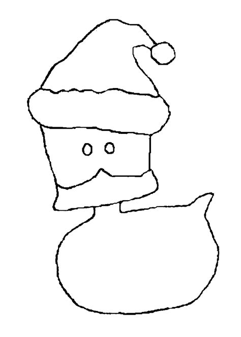 santa duck coloring page usborne books consultant training ruth smith