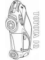 Toyota coloring pages. Free Printable Toyota coloring pages.