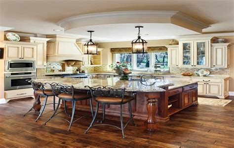 cream kitchen dark island quicua com cream colored kitchen cabinets with dark island