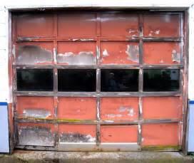 Replace garage door precision garage door