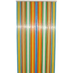 rideau de porte 2 20 x 0 90 m multicolore castorama