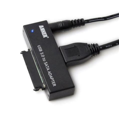 converter hdd to usb anker 174 usb 3 0 to sata 3ft converter adapter cable for 2 5
