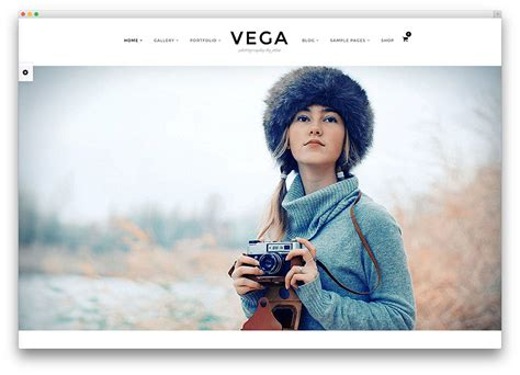 best photography websites 50 best photography wordpress themes 2018 colorlib