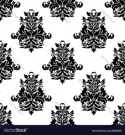 arabesque pattern ai foliate arabesque motif seamless pattern vector art