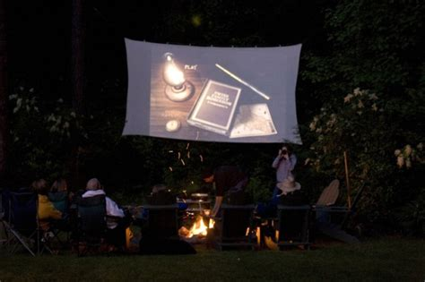 backyard the movie backyard movie screen diy outdoor home design garden