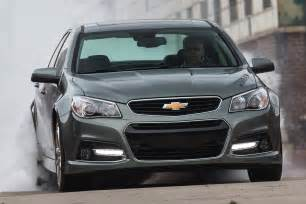 chevrolet ss 1le package a budget bmw m5