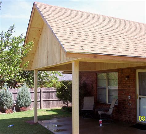 Covering For Shed Roof by M M Construction Patio Covers Gabled Shed Flat Roof