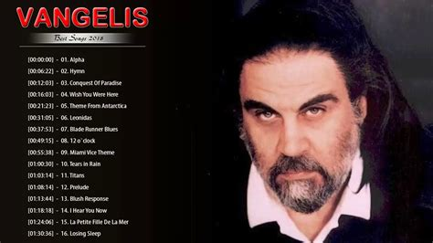 best vangelis songs vangelis greatest hits best songs of vangelis