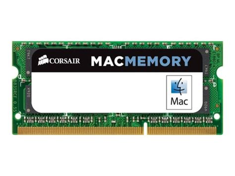 Corsair Ddr2 3 Gb 1333 Mhz by Corsair 4gb Ddr3 1333mhz Mac Memory Ebuyer