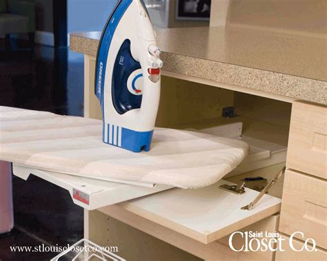 Closet Ironing Board by Fold Out Ironing Boards Louis Closet Co
