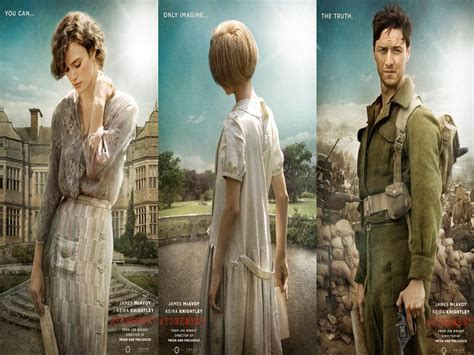 themes in the film atonement film vs novel atonement the film and the book