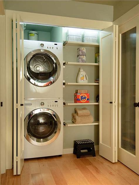 Small Laundry Room Decorating Ideas Wonderfully Clever Laundry Room Design Ideas