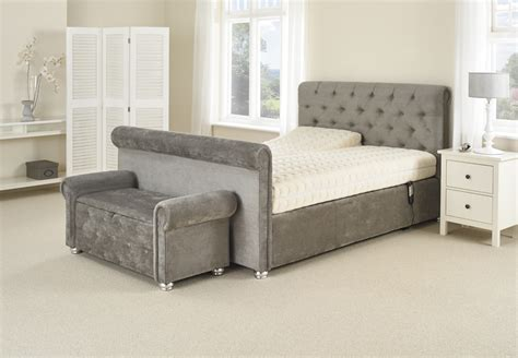 adjustable orthopedic beds the versailles electric adjustable bed