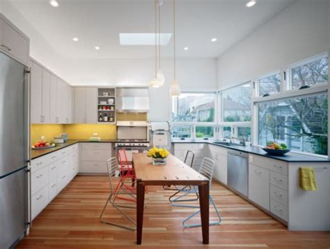 yellow kitchen color schemes 5 beautiful color schemes suitable for the kitchen