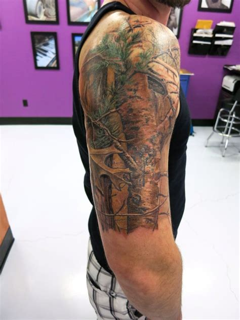 realtree camo tattoo 58 best tattoos images on cool tattoos