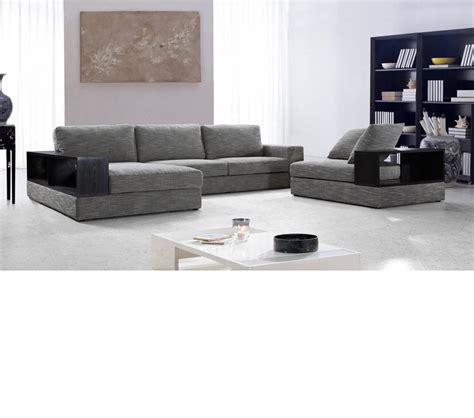 modern fabric sectional sofa dreamfurniture com divani casa anthem modern fabric