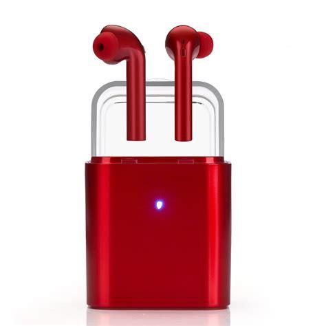 Earphone Apple Headseet Apple Rainbow Colours gex bluetooth wireless headset earphones for apple iphone