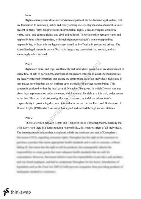 Responsibility Definition Essay by Responsibility Essay Write About Something That S Important Responsibility Essays Changing