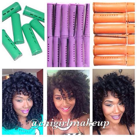 different perm rods how sticking to one style can boost length retention