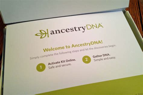 dna kit ancestry dna kit part 1 rooted in foods