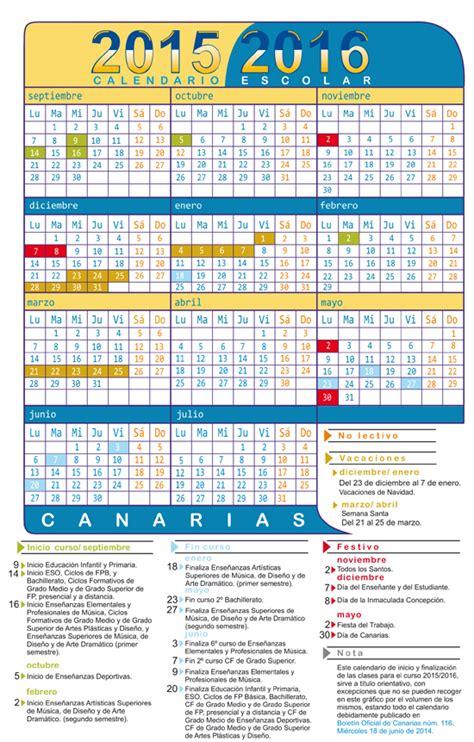 Calendario Escolar 2015 16 Calendario Escolar 2015 16 Calendar Template 2016