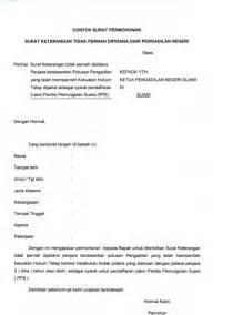 contoh surat keterangan p nuntuk pps