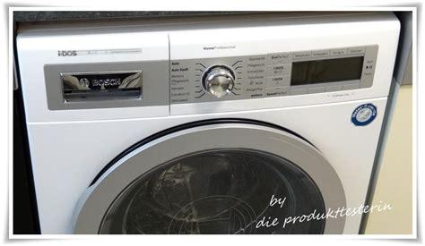 Bosch Home Professional Waschmaschine by Bosch Homeprofessional I Dos Waschmaschine Im Test