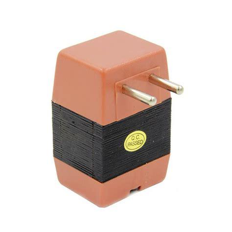 travel voltage transformer step          watt ebay