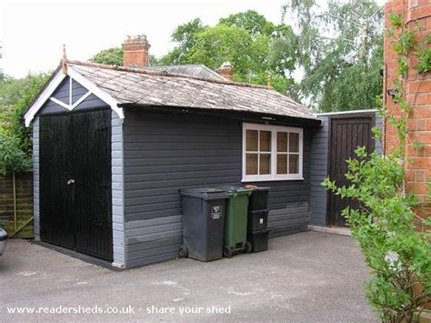 renovation shed workshop studio from devizes owned by