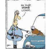 Drivers License Cartoons And Comics  Funny Pictures From CartoonStock