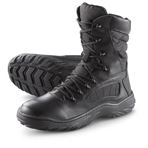 s converse 174 tactical boots black 214441 combat