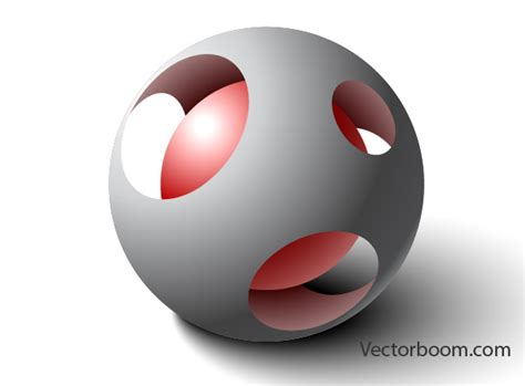 3d sphere pattern in illustrator adobe illustrator tutorials how to allocate flat objects on a sphere surface in adobe