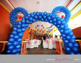Mickey Mouse Clubhouse Bedroom Ideas balloon decorations for any party rb planners