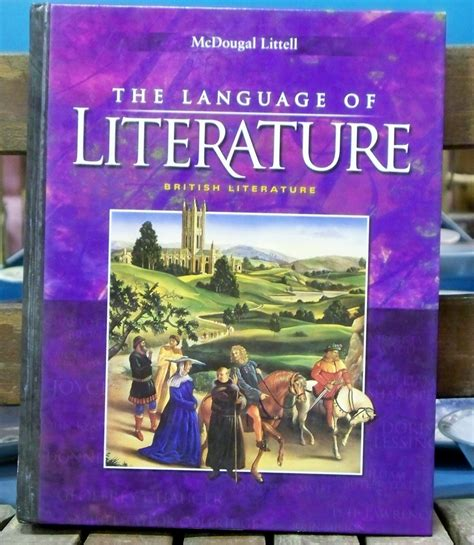 literature books the language of literature literature student