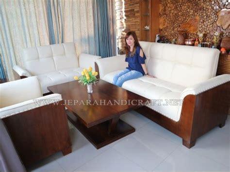mebel jepara terbaru furniture jati minimalis murah