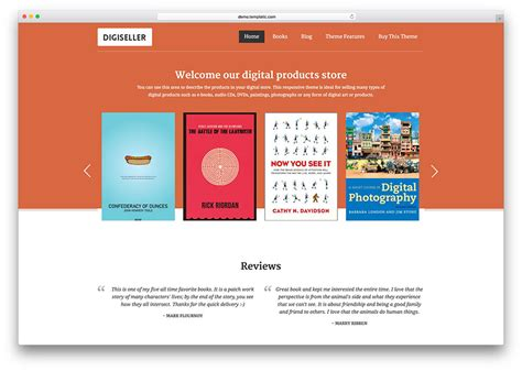 wordpress shop layout best wordpress themes for selling ebooks and digital