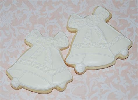Wedding Bell Sugar Cookies by 43 Best Images About Wedding Cookie Ideas On
