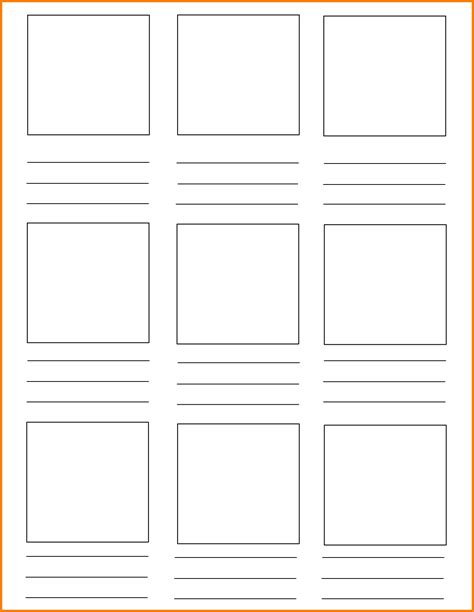 templates for storyboard word joystyle biz storyboard template word