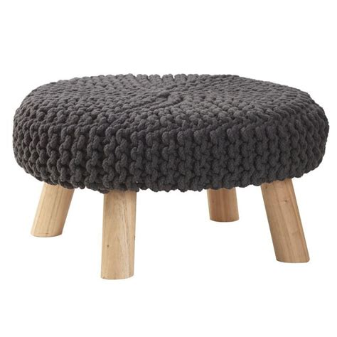 Knitted Ottoman Spotlight 1000 Images About Kam On Armchairs Dhurrie Rugs And Furniture