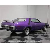 Californian Plum Purple 1971 Plymouth Road Runner