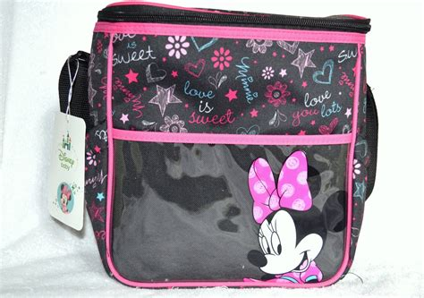 Lucky Baby Vibee Travel Insulated Mini Holdall giveaway minnie mouse insulated bag disneybaby