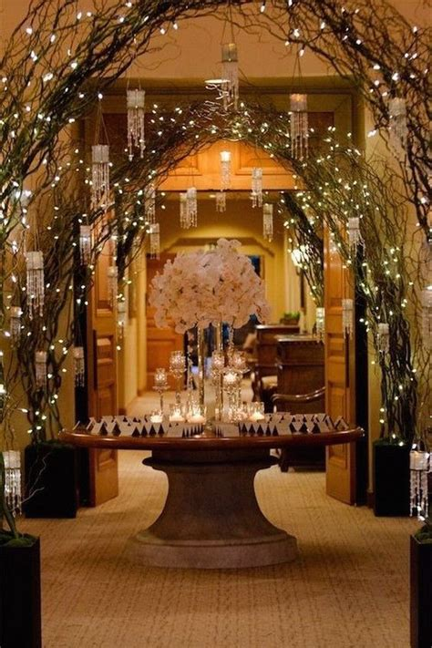 affordable wedding centerpieces ideas candle lighted centerpieces for wedding receptions 24 ideas